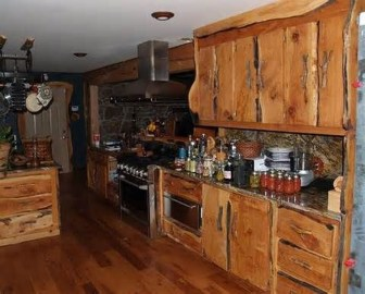 Lovely Rustic Western Style Kitchen Decorations Ideas 40