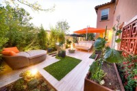 Modern Patio On Backyard Ideas35