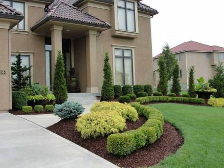 Wonderful Landscaping Front Yard Ideas10