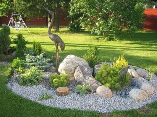 Wonderful Landscaping Front Yard Ideas34