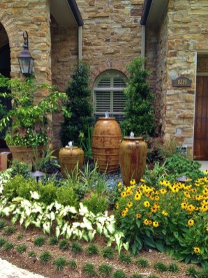 Wonderful Landscaping Front Yard Ideas35
