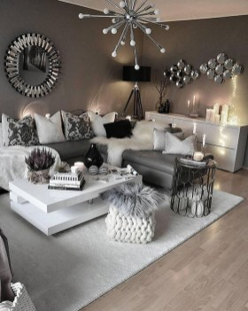 Wonderful Scandinavian Livingroom Decorations Ideas09