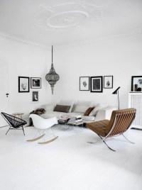 Wonderful Scandinavian Livingroom Decorations Ideas28
