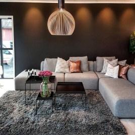 Wonderful Scandinavian Livingroom Decorations Ideas29