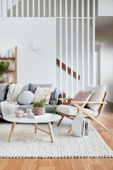 Wonderful Scandinavian Livingroom Decorations Ideas38