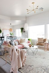 Wonderful Scandinavian Livingroom Decorations Ideas39