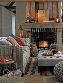 Amazing Farmhouse Winter Decoration Ideas12