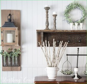Amazing Farmhouse Winter Decoration Ideas14