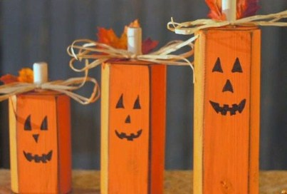 Attractive Diy Halloween Living Room Decoration Ideas37