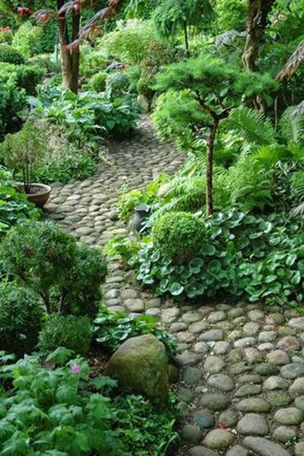 Awesome Diy Garden Path Inspiration Ideas30