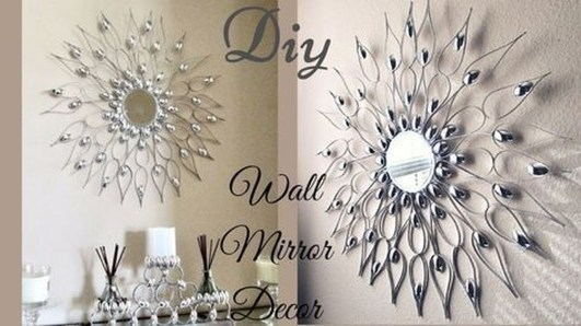 Awesome Wall Mirrors Design Decor Ideas36
