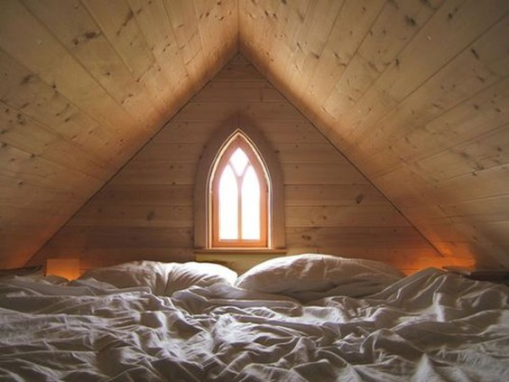 Best Things Can Make Attic Space Ideas33
