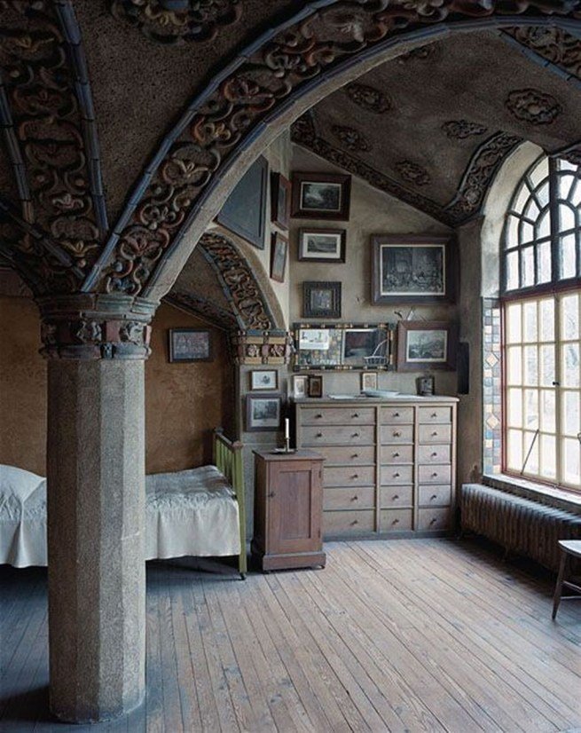 Best Things Can Make Attic Space Ideas37