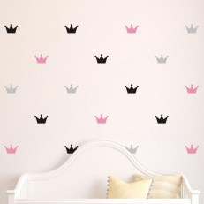 Charming Wall Sticker Babys Room Ideas04