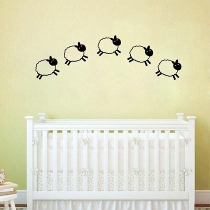 Charming Wall Sticker Babys Room Ideas06