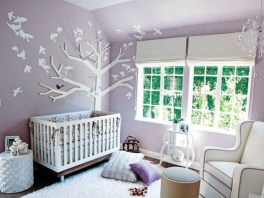 Charming Wall Sticker Babys Room Ideas10
