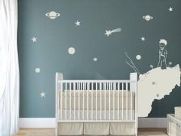 Charming Wall Sticker Babys Room Ideas11