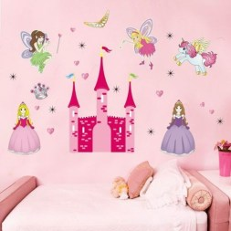 Charming Wall Sticker Babys Room Ideas15