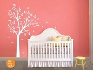 Charming Wall Sticker Babys Room Ideas41
