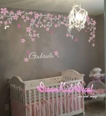 Charming Wall Sticker Babys Room Ideas43