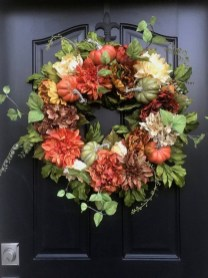 Cheap Iy Fall Wreaths Ideas01