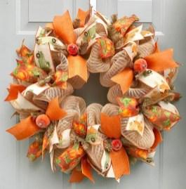 Cheap Iy Fall Wreaths Ideas09