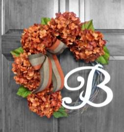 Cheap Iy Fall Wreaths Ideas10