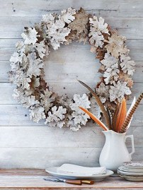 Cheap Iy Fall Wreaths Ideas11