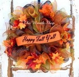 Cheap Iy Fall Wreaths Ideas17