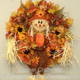 Cheap Iy Fall Wreaths Ideas24