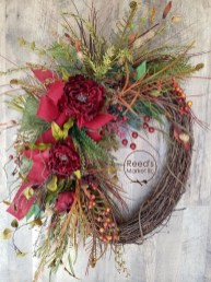 Cheap Iy Fall Wreaths Ideas27