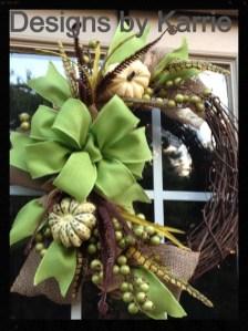 Cheap Iy Fall Wreaths Ideas33