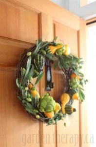 Cheap Iy Fall Wreaths Ideas34
