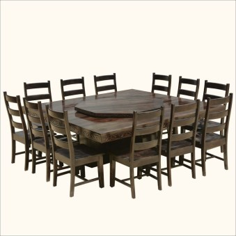 Creative Wooden Dining Tables Design Ideas07