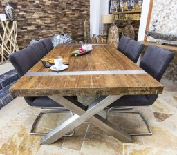Creative Wooden Dining Tables Design Ideas15