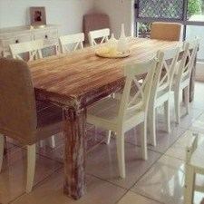 Creative Wooden Dining Tables Design Ideas17