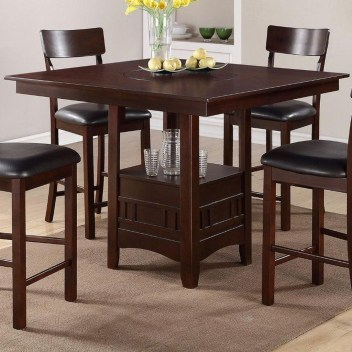 Creative Wooden Dining Tables Design Ideas21