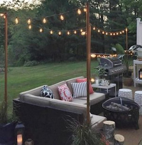 Cute Diy Patio Ideas49