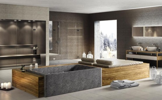 Fancy Spa Like Bathroom Ideas Home01