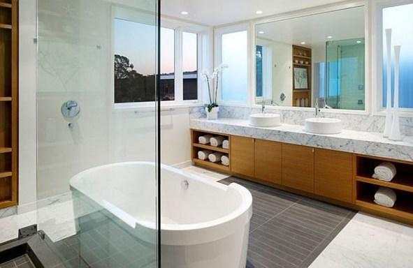Fancy Spa Like Bathroom Ideas Home26
