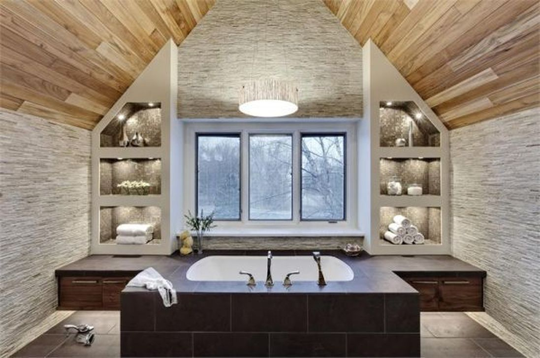 Fancy Spa Like Bathroom Ideas Home36