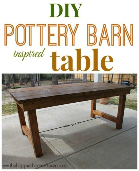 Gorgeous Diy Project Pottery Barn Ideas40