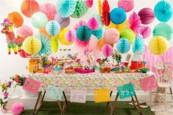 Gorgeous Fun Colorful Paper Decor Crafts Ideas09