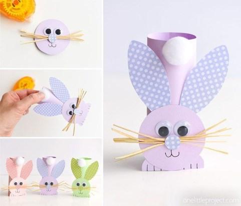 Gorgeous Fun Colorful Paper Decor Crafts Ideas27