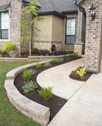 Impressive Front Yard Landscaping Garden Designs Ideas38