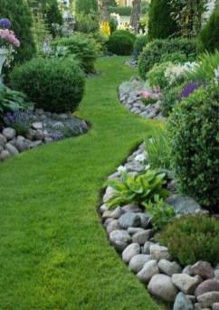 Impressive Front Yard Landscaping Garden Designs Ideas44
