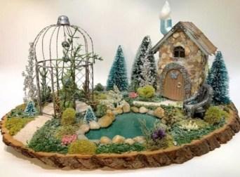 Impressive Magical Mini Garden Ideas31