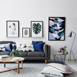 Inspiring Living Room Color Schemes Ideas Will Make Space Beautiful03