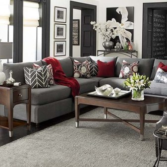 Inspiring Living Room Color Schemes Ideas Will Make Space Beautiful23