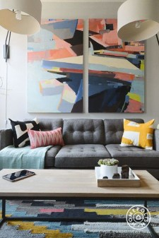 Inspiring Living Room Color Schemes Ideas Will Make Space Beautiful26